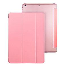 Handyhülle Hülle Stand Tasche Leder für Apple iPad Air Rosa