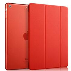 Handyhülle Hülle Stand Tasche Leder für Apple iPad Mini 2 Rot