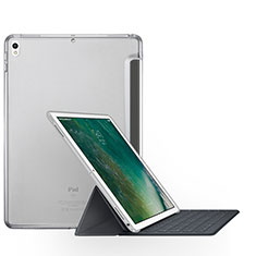 Handyhülle Hülle Stand Tasche Leder für Apple iPad Pro 12.9 (2017) Klar