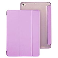 Handyhülle Hülle Stand Tasche Leder für Xiaomi Mi Pad 3 Violett