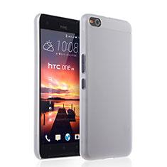 Handyhülle Hülle Ultra Dünn Schutzhülle Durchsichtig Transparent Matt für HTC One X9 Weiß