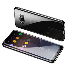 Handyhülle Hülle Ultra Dünn Schutzhülle Durchsichtig Transparent Matt für Samsung Galaxy S8 Klar