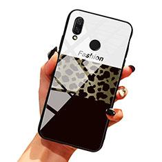 Handyhülle Silikon Hülle Rahmen Schutzhülle Spiegel Modisch Muster für Huawei Honor 10 Lite Plusfarbig