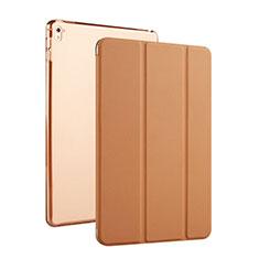 Handytasche Flip Stand Schutzhülle Leder für Apple iPad Pro 9.7 Braun