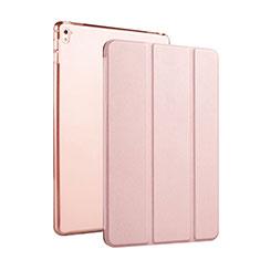 Handytasche Flip Stand Schutzhülle Leder für Apple iPad Pro 9.7 Rosegold