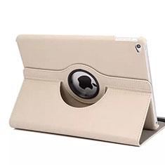 Handytasche Rotierende Schutzhülle Leder für Apple iPad Mini 4 Rosegold