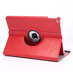 Handytasche Rotierende Schutzhülle Leder für Apple iPad Mini 4 Rot