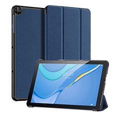 Handytasche Stand Schutzhülle Flip Leder Hülle für Huawei MatePad T 10s 10.1 Blau