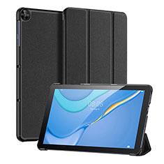 Handytasche Stand Schutzhülle Flip Leder Hülle für Huawei MatePad T 10s 10.1 Schwarz