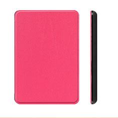 Handytasche Stand Schutzhülle Flip Leder Hülle L01 für Amazon Kindle Paperwhite 6 inch Pink