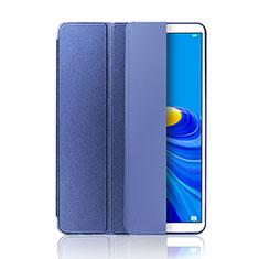Handytasche Stand Schutzhülle Flip Leder Hülle L01 für Huawei MatePad 10.8 Blau
