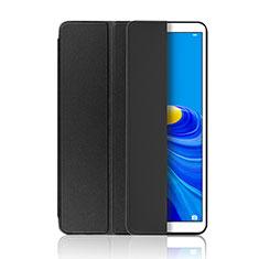Handytasche Stand Schutzhülle Flip Leder Hülle L01 für Huawei MatePad 10.8 Schwarz