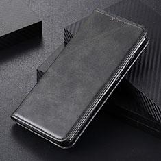 Handytasche Stand Schutzhülle Flip Leder Hülle L01 für Huawei P Smart (2020) Schwarz