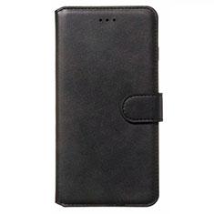 Handytasche Stand Schutzhülle Flip Leder Hülle L01 für Nokia 6.2 Schwarz