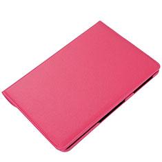 Handytasche Stand Schutzhülle Flip Leder Hülle L01 für Samsung Galaxy Tab S6 Lite 4G 10.4 SM-P615 Pink