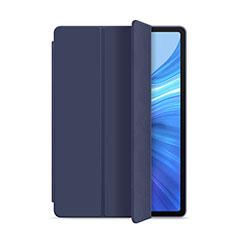 Handytasche Stand Schutzhülle Flip Leder Hülle L02 für Huawei Honor Pad V6 10.4 Blau