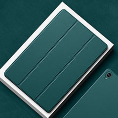 Handytasche Stand Schutzhülle Flip Leder Hülle L02 für Huawei MatePad 10.8 Nachtgrün