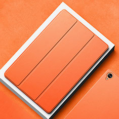 Handytasche Stand Schutzhülle Flip Leder Hülle L02 für Huawei MatePad 10.8 Orange