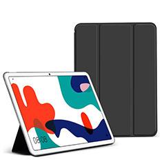 Handytasche Stand Schutzhülle Flip Leder Hülle L02 für Huawei MatePad 5G 10.4 Schwarz