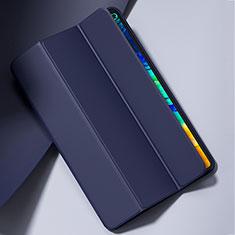 Handytasche Stand Schutzhülle Flip Leder Hülle L02 für Huawei MatePad Pro 5G 10.8 Blau