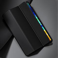 Handytasche Stand Schutzhülle Flip Leder Hülle L02 für Huawei MatePad Pro 5G 10.8 Schwarz