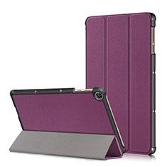 Handytasche Stand Schutzhülle Flip Leder Hülle L02 für Huawei MatePad T 10s 10.1 Violett