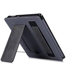 Handytasche Stand Schutzhülle Flip Leder Hülle L03 für Amazon Kindle Oasis 7 inch Schwarz