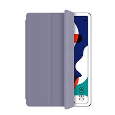 Handytasche Stand Schutzhülle Flip Leder Hülle L03 für Huawei MatePad 10.4 Grau
