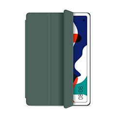 Handytasche Stand Schutzhülle Flip Leder Hülle L03 für Huawei MatePad 10.4 Grün