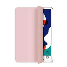 Handytasche Stand Schutzhülle Flip Leder Hülle L03 für Huawei MatePad 10.4 Rosa