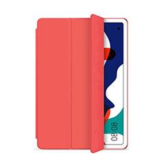 Handytasche Stand Schutzhülle Flip Leder Hülle L03 für Huawei MatePad 10.4 Rot