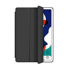 Handytasche Stand Schutzhülle Flip Leder Hülle L03 für Huawei MatePad 10.4 Schwarz