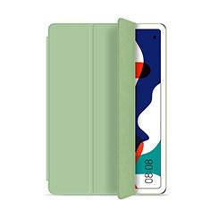 Handytasche Stand Schutzhülle Flip Leder Hülle L03 für Huawei MatePad 5G 10.4 Cyan