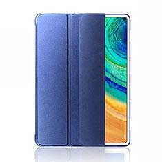 Handytasche Stand Schutzhülle Flip Leder Hülle L03 für Huawei MatePad Pro 5G 10.8 Blau