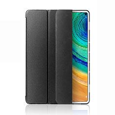 Handytasche Stand Schutzhülle Flip Leder Hülle L03 für Huawei MatePad Pro 5G 10.8 Schwarz