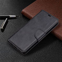 Handytasche Stand Schutzhülle Flip Leder Hülle L03 für Sony Xperia L4 Schwarz
