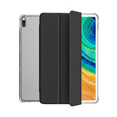Handytasche Stand Schutzhülle Flip Leder Hülle L04 für Huawei MatePad 10.4 Schwarz