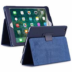 Handytasche Stand Schutzhülle Flip Leder Hülle L04 für Huawei MediaPad M6 8.4 Blau