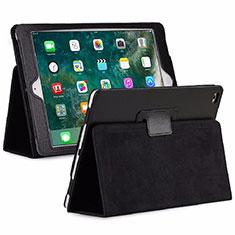 Handytasche Stand Schutzhülle Flip Leder Hülle L04 für Huawei MediaPad M6 8.4 Schwarz