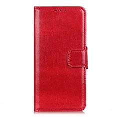 Handytasche Stand Schutzhülle Flip Leder Hülle L04 für LG K52 Rot