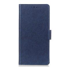 Handytasche Stand Schutzhülle Flip Leder Hülle L04 für LG Stylo 6 Blau