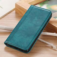Handytasche Stand Schutzhülle Flip Leder Hülle L04 für Sharp AQUOS Sense4 Plus Grün