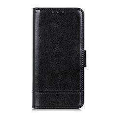 Handytasche Stand Schutzhülle Flip Leder Hülle L04 für Sony Xperia 5 II Schwarz