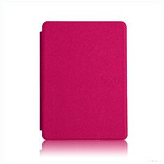 Handytasche Stand Schutzhülle Flip Leder Hülle L05 für Amazon Kindle Paperwhite 6 inch Pink