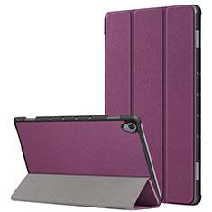 Handytasche Stand Schutzhülle Flip Leder Hülle L05 für Huawei MatePad 10.8 Violett