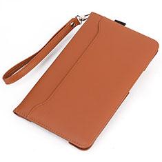 Handytasche Stand Schutzhülle Flip Leder Hülle L05 für Huawei MatePad 5G 10.4 Orange