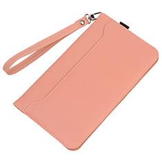 Handytasche Stand Schutzhülle Flip Leder Hülle L05 für Huawei MatePad 5G 10.4 Rosa