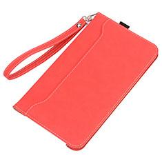 Handytasche Stand Schutzhülle Flip Leder Hülle L05 für Huawei MatePad 5G 10.4 Rot