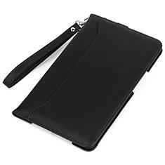 Handytasche Stand Schutzhülle Flip Leder Hülle L05 für Huawei MatePad 5G 10.4 Schwarz