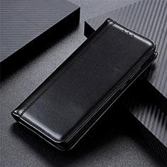 Handytasche Stand Schutzhülle Flip Leder Hülle L05 für LG K22 Schwarz